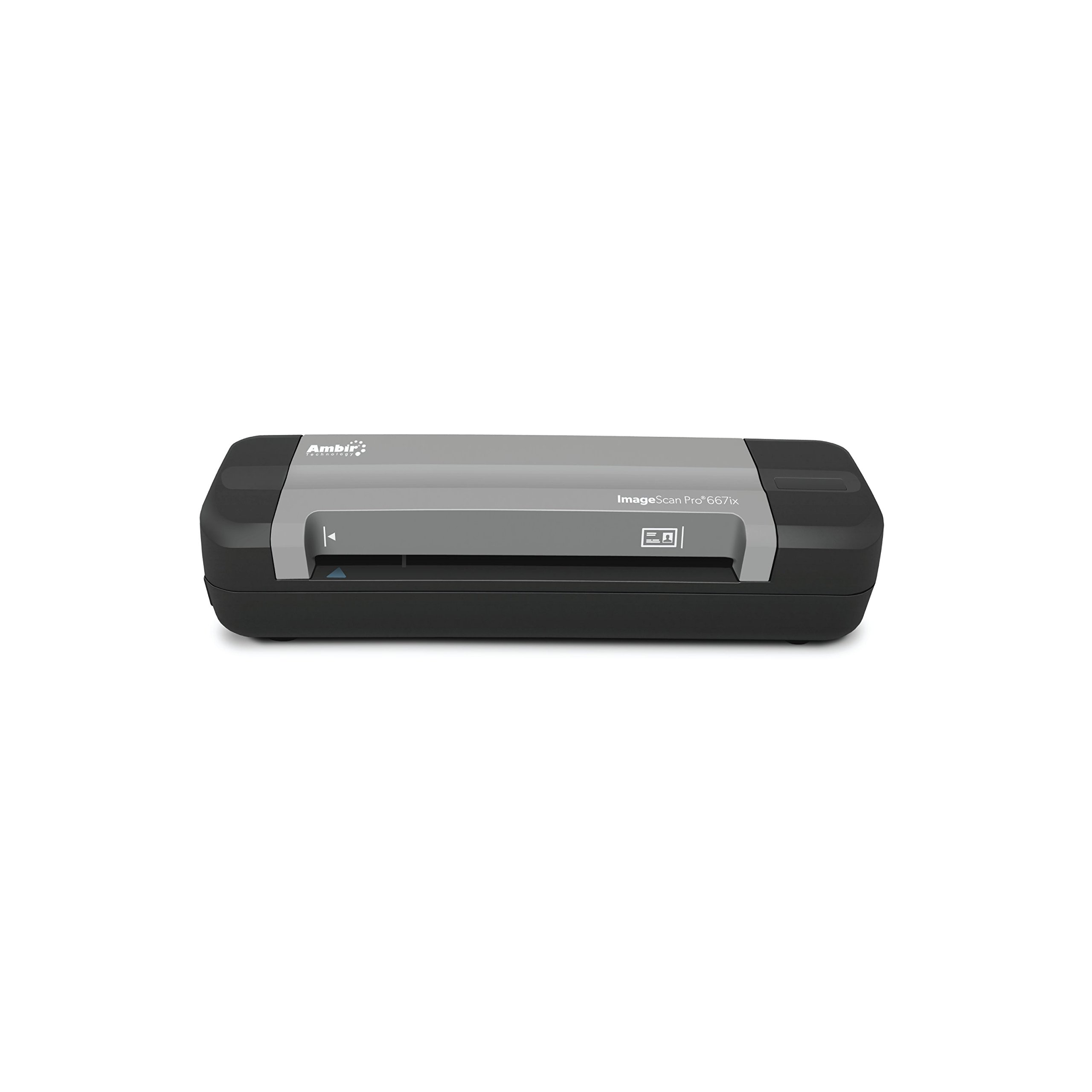 Ambir Simplex ID Card Scanner (PS667ix-AS) Simplex ID Card Scanner with AmbirScan