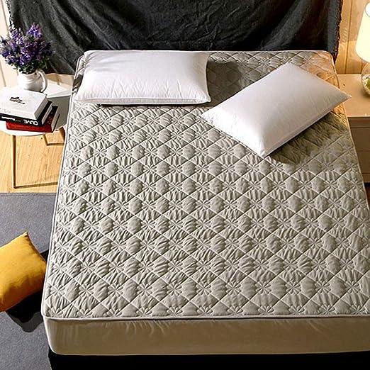 Funda Protectora de colchón de algodón de 180 x 200 x 220 cm de ...
