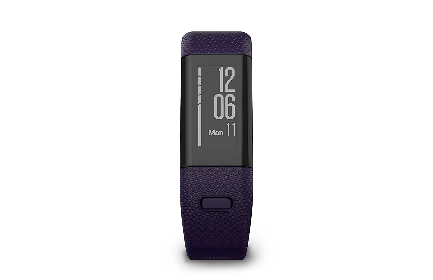 65dfe233a Garmin vívosmart HR+ Regular Fit GPS Activity Tracker - Imperial  Purple Kona Purple  Amazon.in  Computers   Accessories