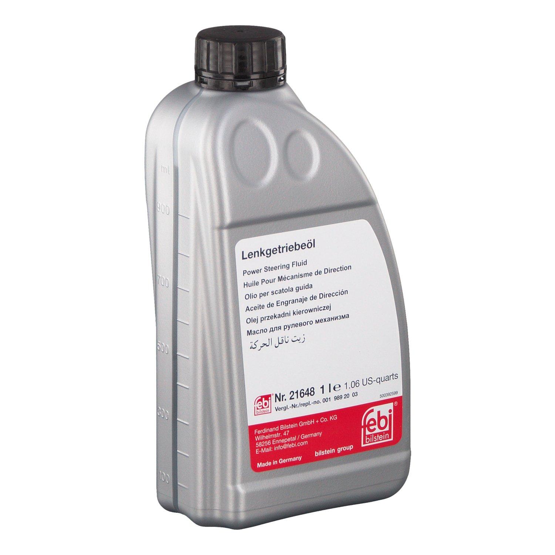 Febi bilstein 21648 Fluide hydraulique (Marron clair) 1 litre Febi Pan EU
