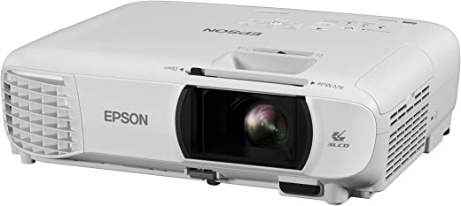 Epson EH-TW650 Home Projector (White)