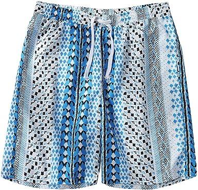Pantalones Cortos para Hombre Verano Cargo Shorts Chinos ...