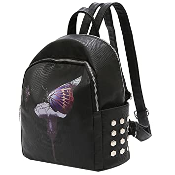 48f5fc111f Amazon.com  Backpack for Women - Bageek Mini Backpack Designer Backpack PU  Leather Backpack Purses Cute Backpack  Bageek Direct