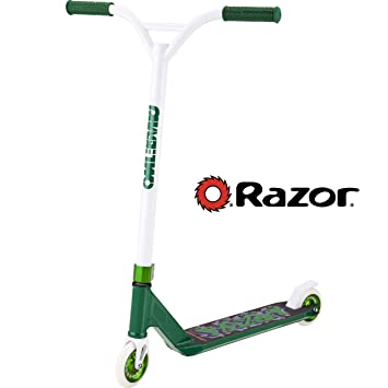 Amazon.com: Razor Phase Two Firma Jason beggs Pro – Patinete ...
