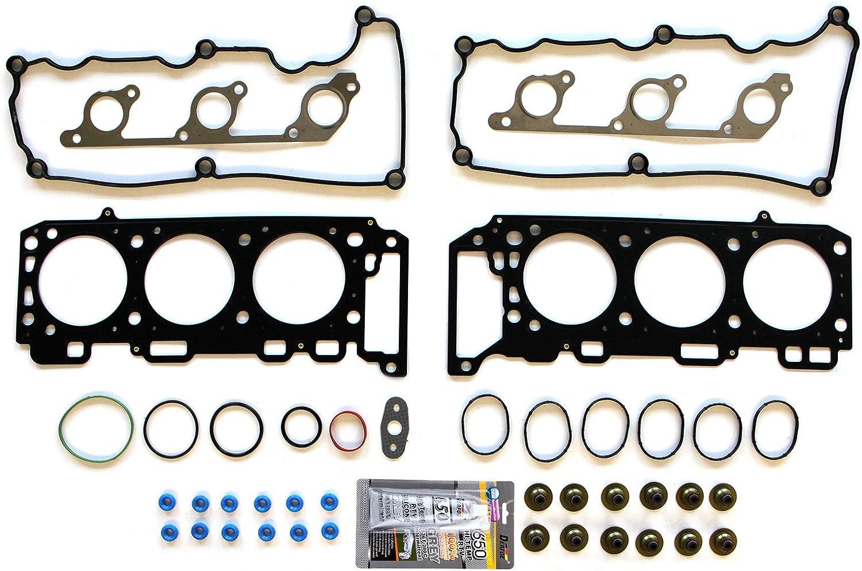 OCPTY Head Gasket Set for Ford Mustang 4.0L 245CID V6 SOHC VIN N 2005-2010 Head Gaskets Kit Set