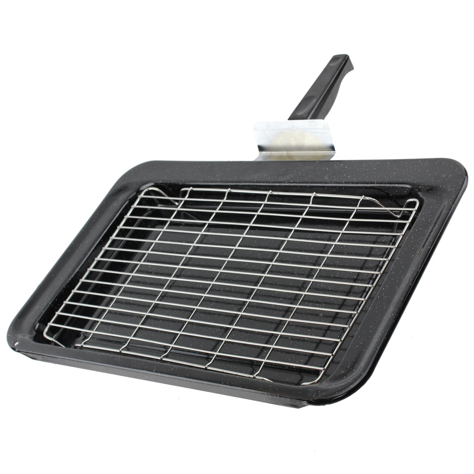 HOTPOINT Oven Cooker Grill Pan With Rack /& Detachable Handle Genuine Part