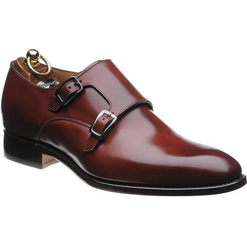 Amazon.com: Herring Shakespeare doble Monje Zapato en ...