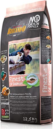 Belcando Canine Adult Grain Free Salmon 12,5Kg 12500 g