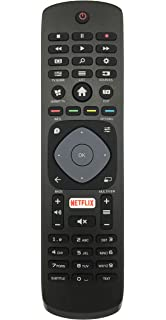 Reemplazo de Control Remoto Compatible para Televisores Philips Smart LCD LED (Philips): Amazon.es: Electrónica