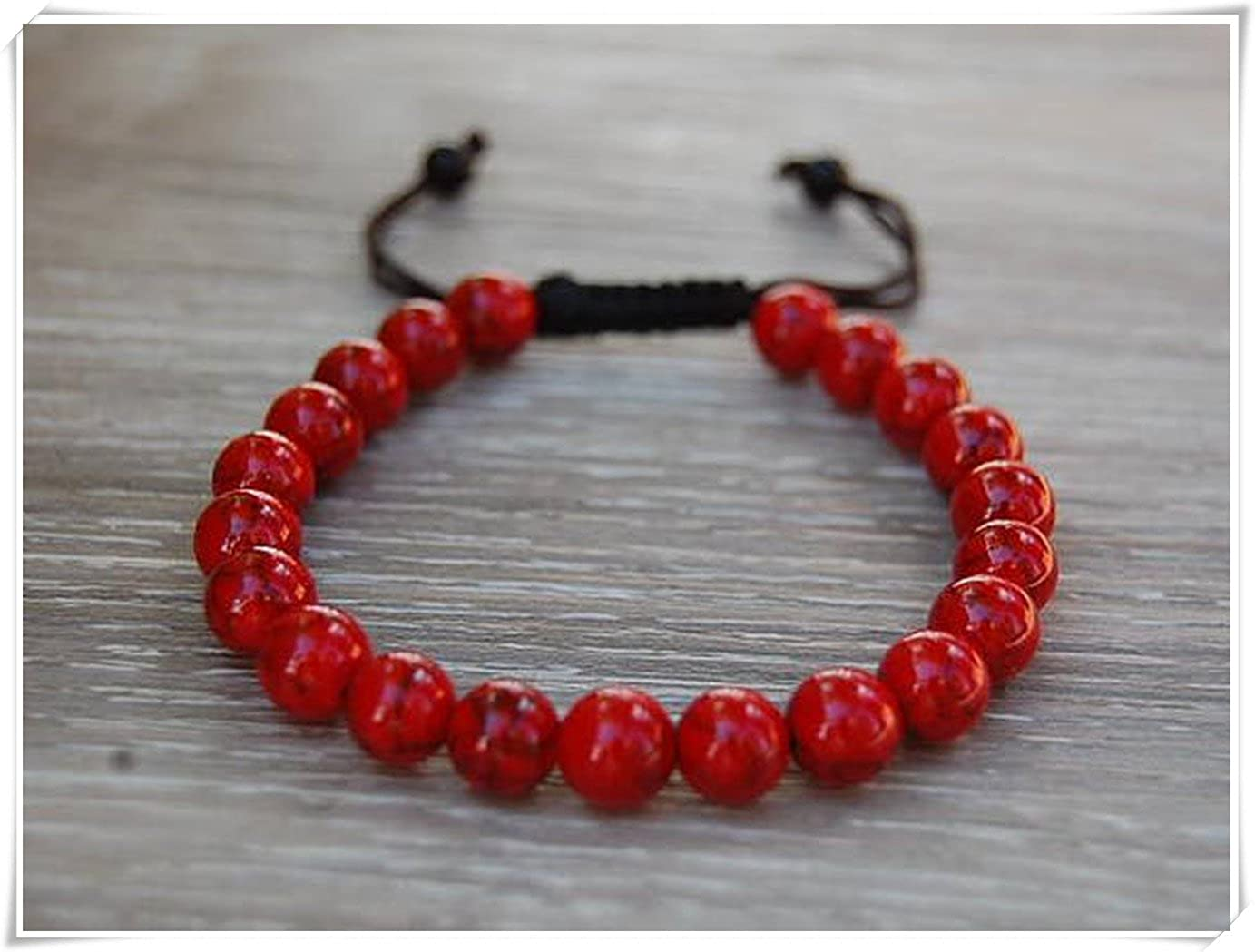 we are Forever family Red Coral Bracelet,Red Gemstone Beads,Shamballa Bracelet,Gemstone Bracelet, ce67