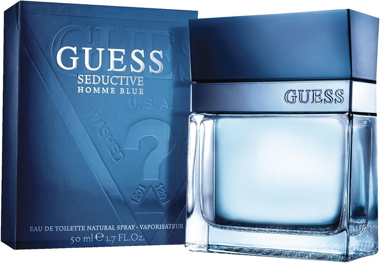 Guess Seductive Homme Blau