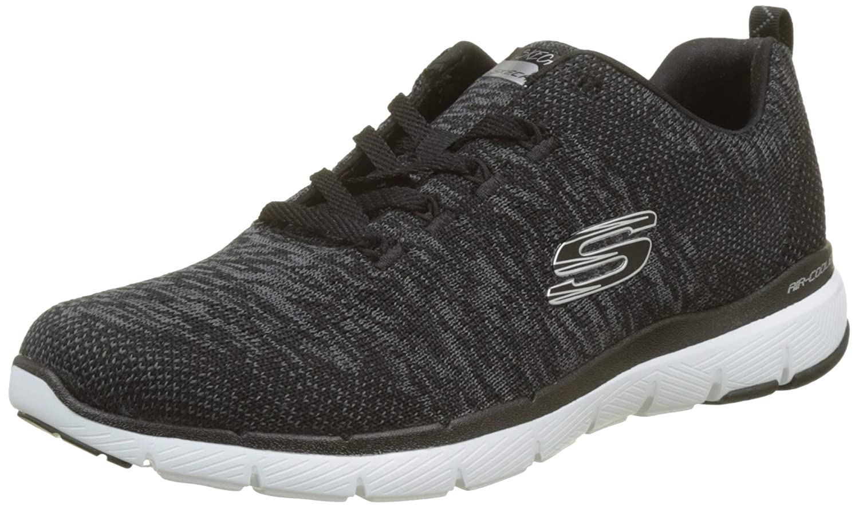 TALLA 40 EU. Skechers Flex Appeal 3.0, Zapatillas para Mujer