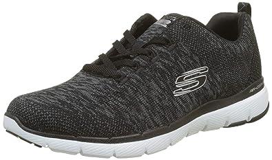Skechers Flex Appeal 2.0-High Energy, Zapatillas de Deporte para Mujer: Amazon.es: Zapatos y complementos