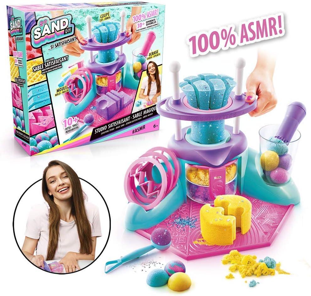So Sand DIY- Arena mágica (Canal Toys SDD 016): Amazon.es: Juguetes y juegos