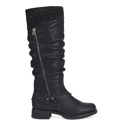 MUK LUKS Women's Bianca Boots Fashion | Ankle & Bootie