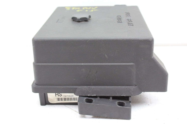Amazon.com: 00-05 GMC Envoy 15075526 Fusebox Fuse Box Relay ... on
