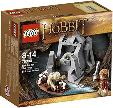 LEGO Señor de los Anillos 79000 - El Hobbit 1: El Misterio del Anillo: Amazon.es: Juguetes y juegos