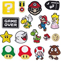 17 piezas Parches de planchado para videojuegos