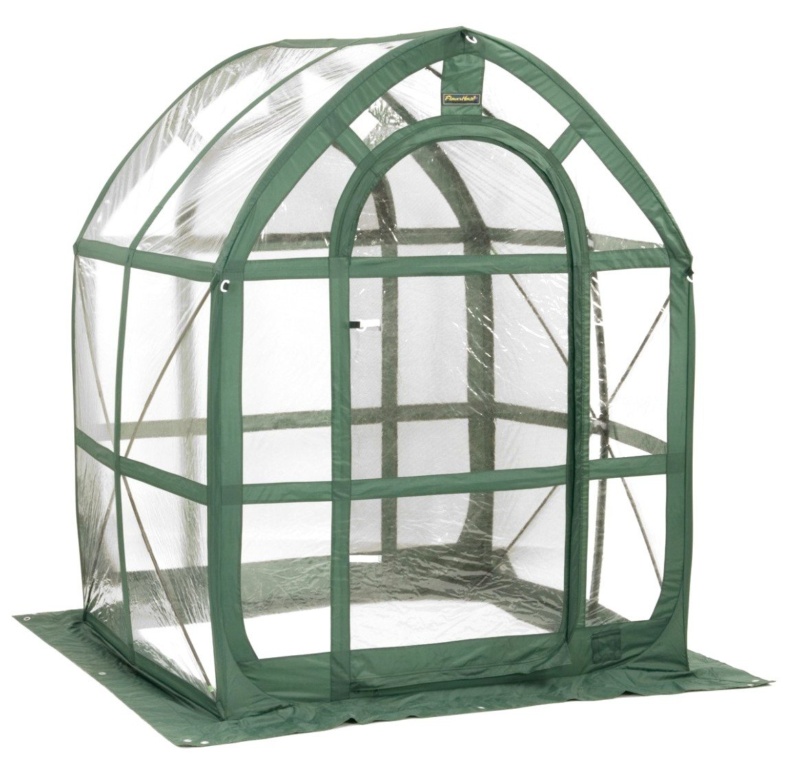 Amazon.com : Flower House FHPH155CL PlantHouse 5 Pop Up, Clear : Free  Standing Greenhouses : Garden U0026 Outdoor