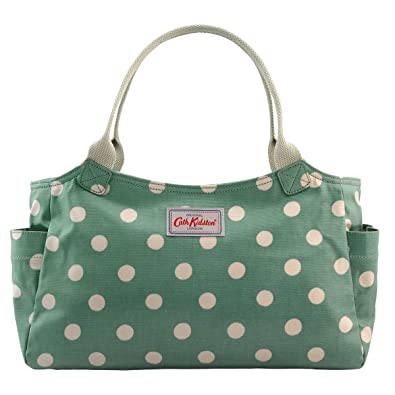 6b463d3326 Image Unavailable. Image not available for. Colour  Cath Kidston Shiny  Oilcloth Day Bag Handbag ...