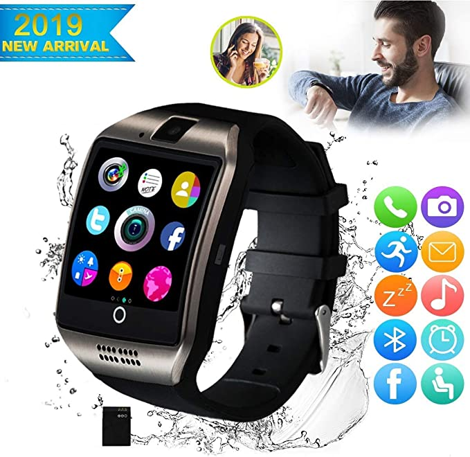 Amazon.com: CNPGD [U.S. Office & Warranty Smart Watch] Reloj ...