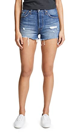 4a12753dd0ee Levi s Women s 501 High Rise Shorts at Amazon Women s Clothing store
