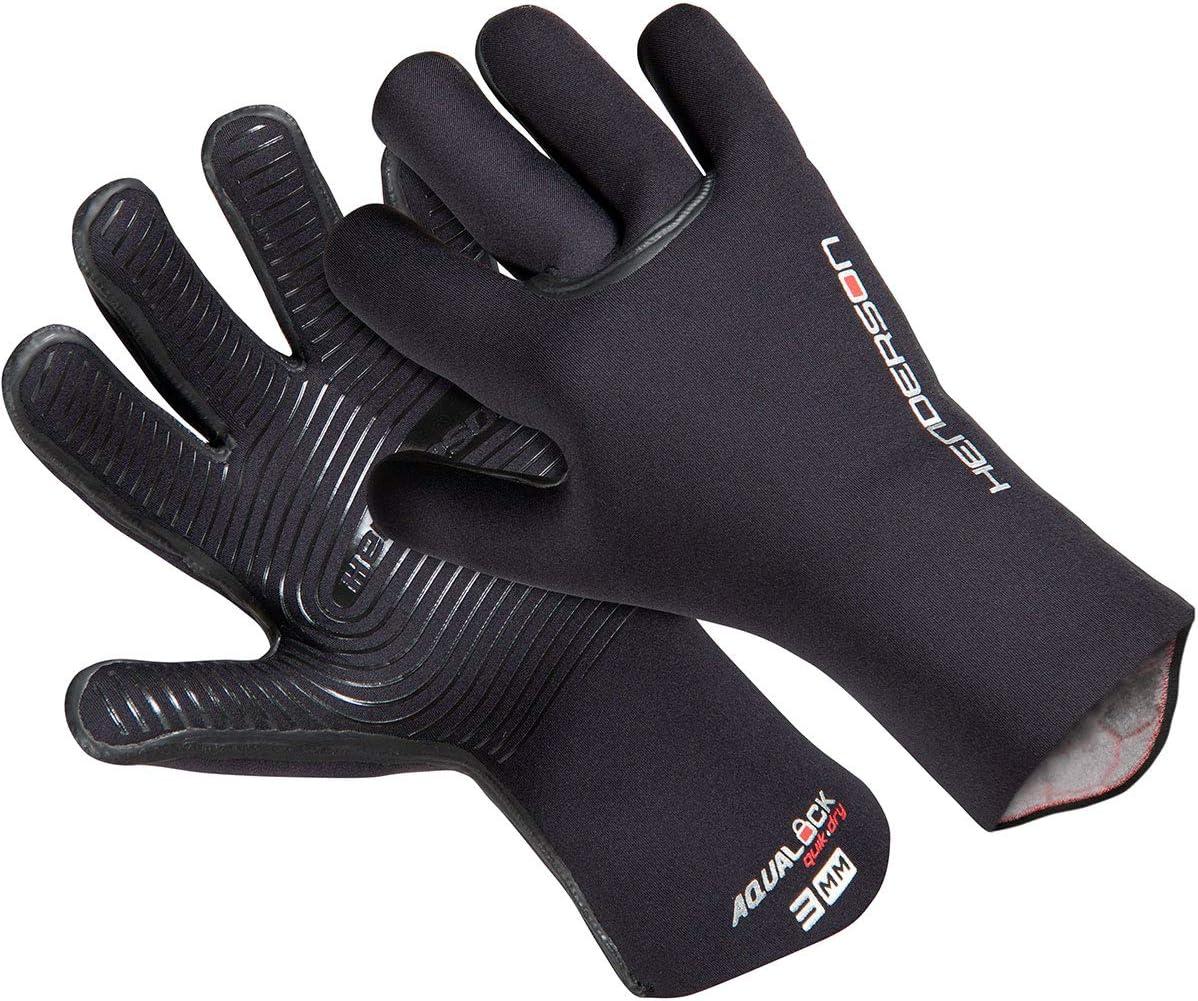 Henderson 3mm Baltimore Mall Aqua Manufacturer OFFicial shop Quick-Dry Glove Lock