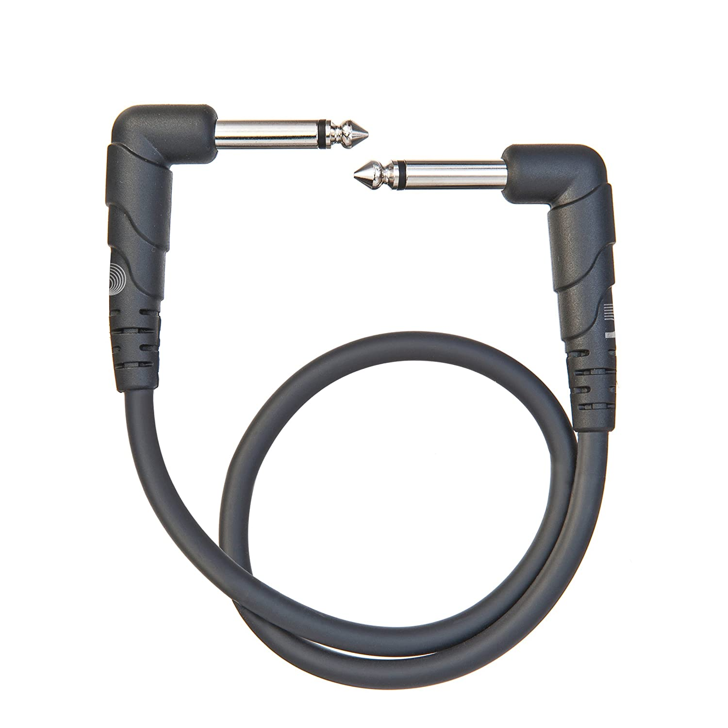 Planet Waves Classic Series Patch Cable, 1 Foot - PW-CGTP-01