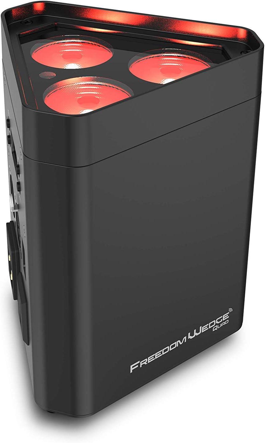 ghdonat.com Chauvet DJ Freedom Wedge Quad Battery-powered RGBA ...