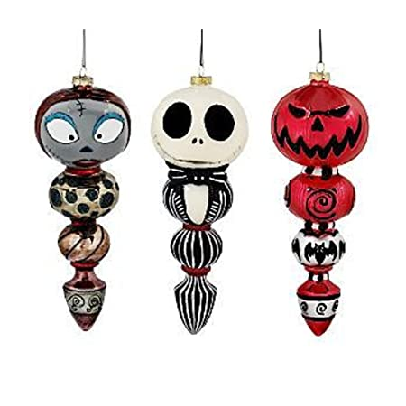 Tim Burton's Nightmare Before Christmas Ornament Set - Tim Burton's Nightmare Before Christmas Ornament Set: Amazon.co.uk