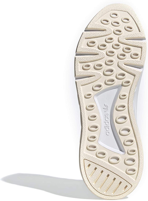 adidas Men's EQT Support Mid ADV PK Originals Running Shoe Core Black/Carbon/Ecru Tint
