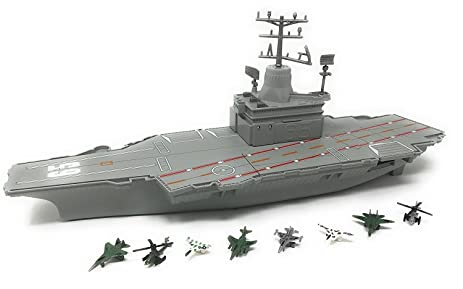 Large Aircraft Carrier Playset Unicorn Ship Model Also Modeling Simplified As Well Cousteau