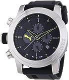 Puma Herren-Armbanduhr XL IMPULS Chronograph Quarz Resin