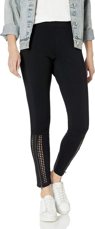 Women/'s HUE Diamond Texture Loafer Skimmer Pants Hosiery