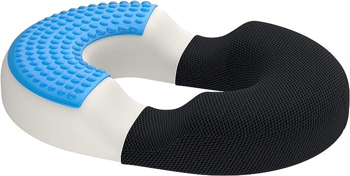 Amazon.com: almohada ortopédica de hemorroides ...