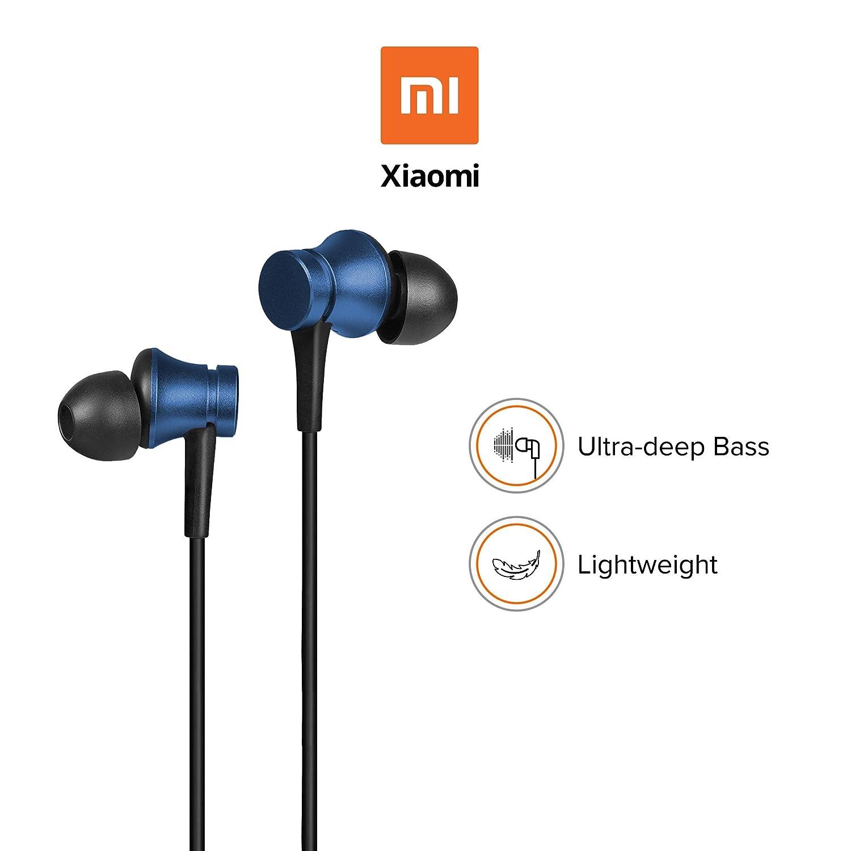 Mi YDJC01JY Earphones Basic with Mic (Blue)