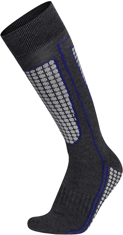 Willit Ski Snowboard Socks Outdoor Thermal Merino Wool Knee High Socks Warm Snow Socks for Men and Women