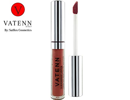 VATENN ITALY 18 HR Kiss Proof Lipstick 13 (Blushing Apricot)