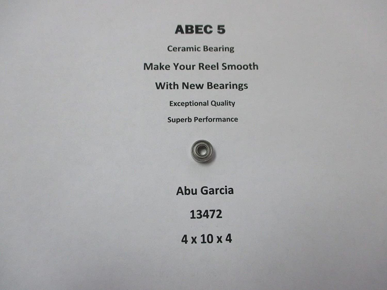 Abu Garcia Part 4600 CL3 08-00 Amb 13472 ABEC 5 セラミックベアリング 3 x 10 x 4#02   B0797WKFVZ