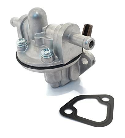 amazon com : mechanical fuel pump for grasshopper 721d 721d2 721dt2 322d w/  kubota engines : garden & outdoor