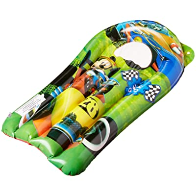 UPD Mickey Inflatable Raft: Toys & Games