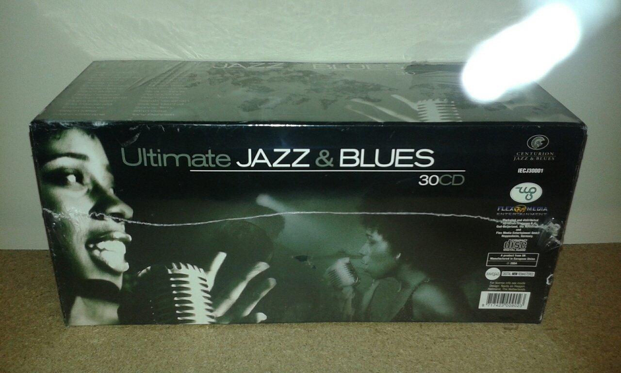 Ultimate Jazz & Blues                                                                                                                                                                                                                                                    <span class=