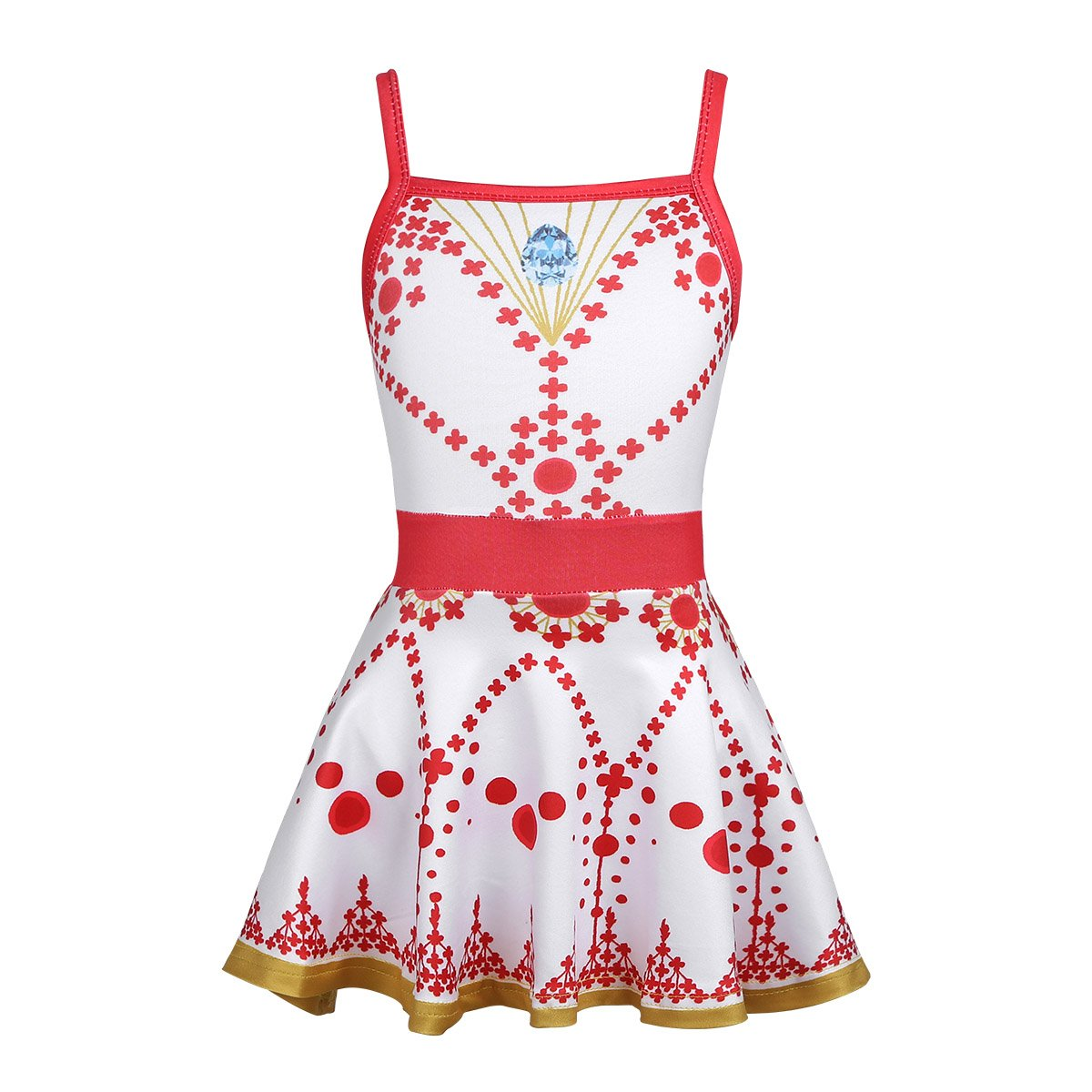 価格は安く Agoky DRESS ガールズ Agoky 43591 B07HVPFZQ9 Red B07HVPFZQ9 Sleeveless 43591, 東京家具:0fa513ba --- a0267596.xsph.ru