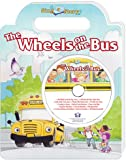 The Wheels on the Bus Sing a Story Handled Board Book with CD