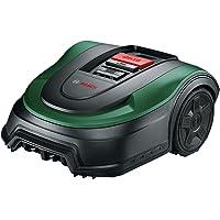 Bosch Robotmaaier Indego XS 300 (met geïntegreerd 18V-accu, basisstation, maaibreedte 19 cm, voor gazons van maximaal…