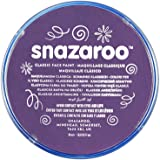 Snazaroo Face and Body Paint, 18 ml - Purple (Individual Colour)
