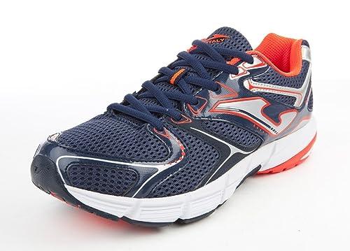 Joma - Zapatillas Running Joma Hombre - RVITALY 503 Navy-Orange R.VITAW-503 - W14308-46: Amazon.es: Zapatos y complementos