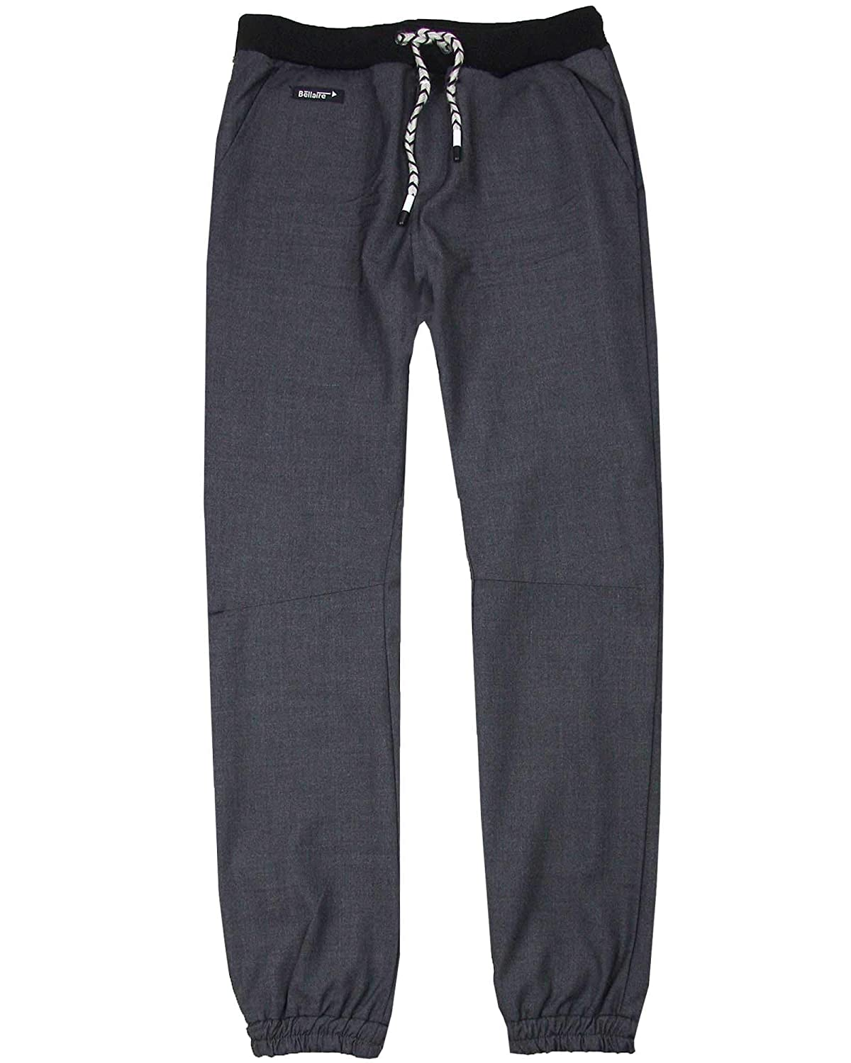 Bellaire Junior Boys Cuffed Chino Pants Sizes 10-16