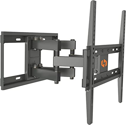 Full Motion TV Wall Mount LCD LED Articulating Bracket 32-55 Inch Flat Screen