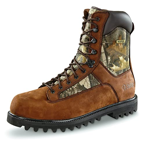 best loved e1f72 c0d07 Guide Gear Men's Insulated Waterproof Sport Boots, 400 Gram ...